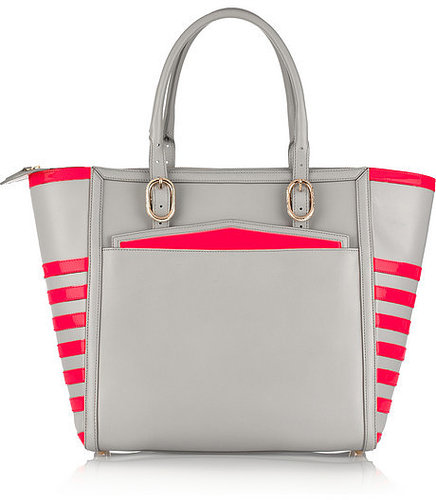 Christian Louboutin Farida leather tote