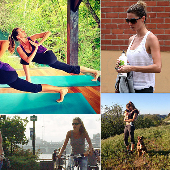 The Workouts That Keep Gisele Bündchen Healthy and Fit