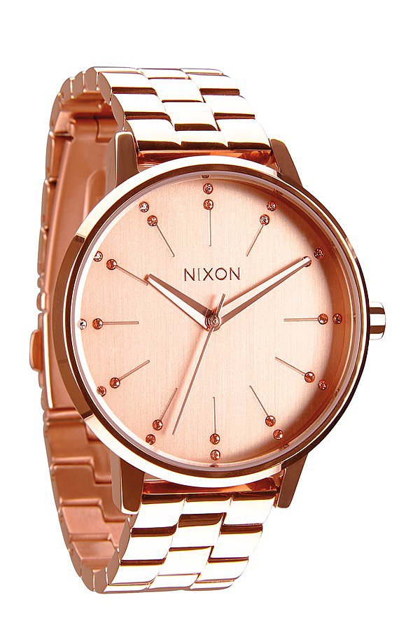 Because you aren't limited to just a single watch: snap up this rose-gold Nixon pick ($117, originally $175), and switch it up every now and then.