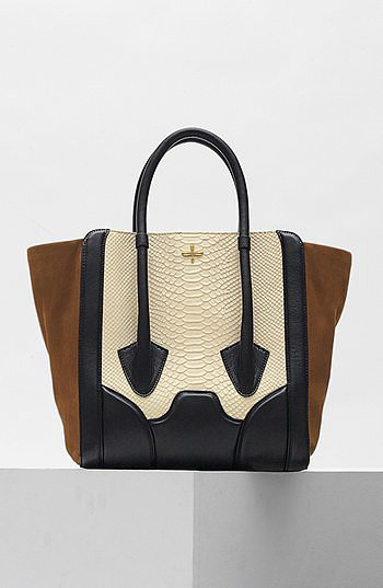 Been longing for a professional but chic bag? Thi