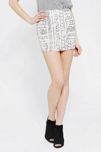 DV By Dolce Vita Stevey Sequin Skirt
