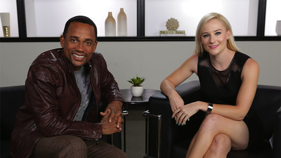 "Hill Harper on His Covert Affairs ""Ego and Swag"" and His Friend, ""Funny Guy"" President Obama"