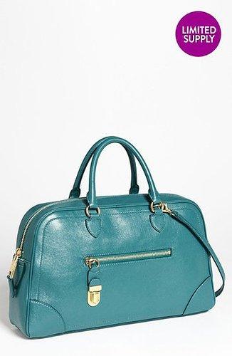 MARC JACOBS 'Venetia' Handbag, Large Peacock