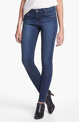 KUT from the Kloth 'Elle' Skinny Jeans (Healthy) Womens Healthy Wash Size 0 0