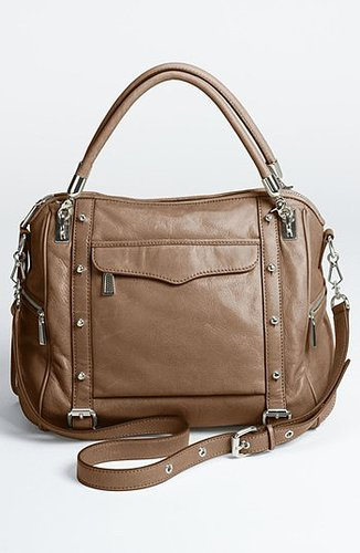 Rebecca Minkoff 'Cupid' Satchel, Medium Taupe