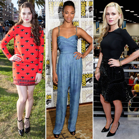 Superhero Style: See What All the Celebs Wore to Comic-Con