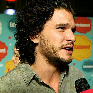 Kit Harrington Interview on Game of Thrones at Comic-Con