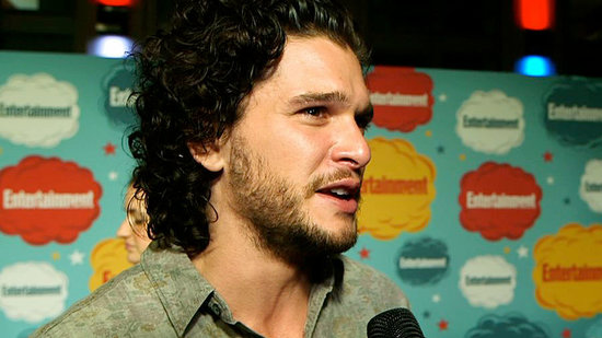 Game of Thrones' Kit Harington Talks About the Fan Who Didn't Believe He Was Jon Snow