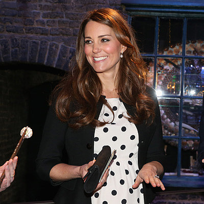 Kate Middleton Is in Labour