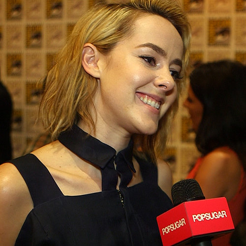 Jena Malone Interview For Catching Fire at Comic-Con