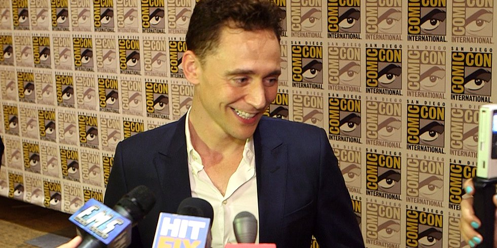"Tom Hiddleston Says Loki Is ""on His Way Down"" in Thor: The Dark World"