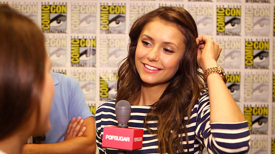 "Nina Dobrev Talks The Vampire Diaries' New Season: ""Sh*t's Gonna Hit the Fan"""