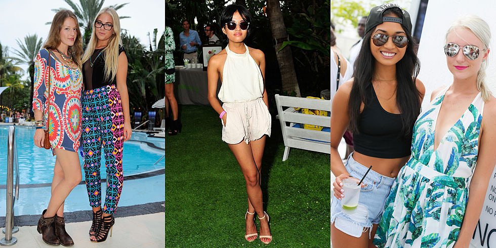 Miami Nice: The Best of Swim Week Street Style