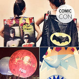 Benedict! Batman! The Doctor! See Our Comic-Con 2013 Instagram Diary