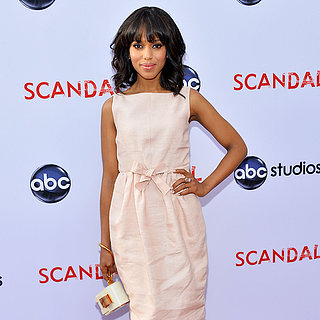 Kerry Washington's Diet and Exercise Routine