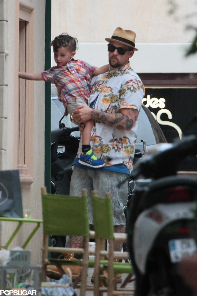 Joel Madden Photos