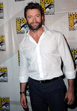 Hugh Jackman spoke at a panel for X-Men: Days of Future Past.
