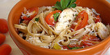Fast and Easy Dinner: Crab, Lemon, and Chile Linguine