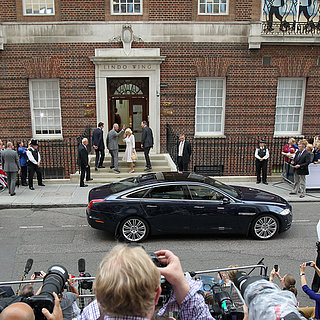 Royal Baby Live Stream