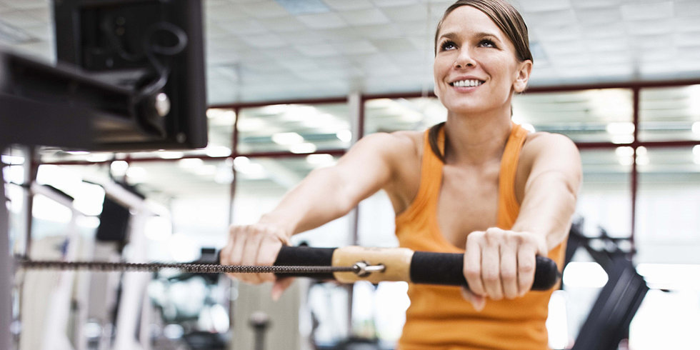 Row Through This 30-Minute Endurance Workout
