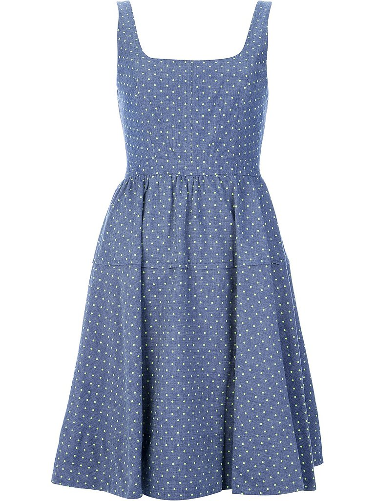 Kate's Polka-Dot Dress