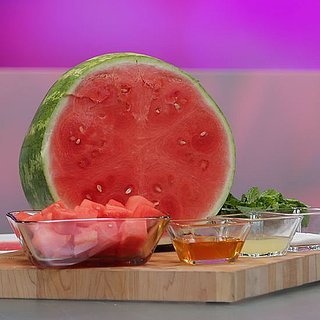 Healthy Watermelon Granita Recipe