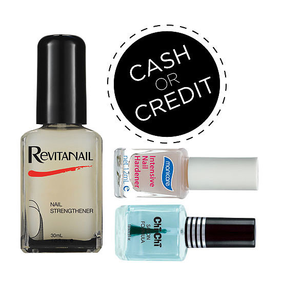 Cash or Credit: Nail Strengtheners On Every Budget