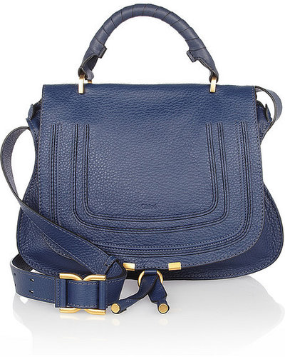 Chloé The Marcie large leather satchel