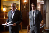Harrison Ford and Liam Hemsworth in Paranoia.