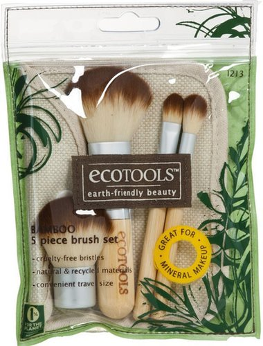 Eco Tools 5-Piece Mineral Brush Set