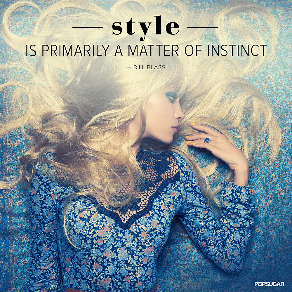 Famous Quotes About Fashion Trends Quotesgram