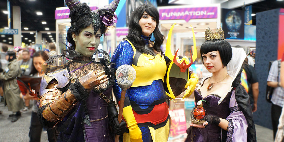Happy International Cosplay Day! Comic-Con 2013's Most Creative Costumes
