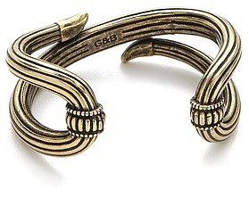 Giles & brother Serpent Cuff