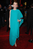 Cate Blanchett in Turquoise Missoni at the 2007 The Golden Age LA Premiere