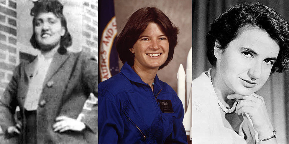 Awesome Women Who Left a Mark on Science