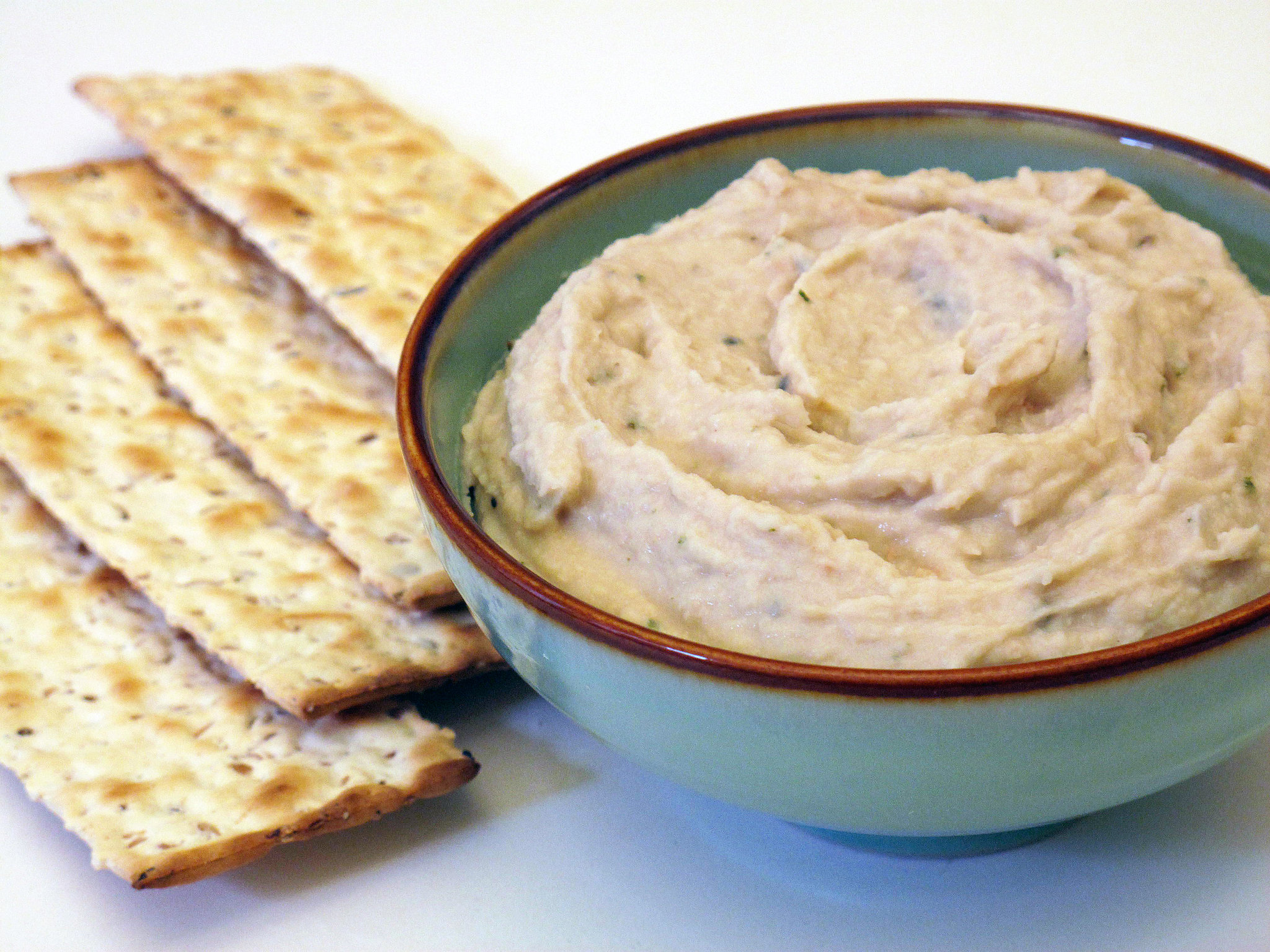 Herbed White Bean Dip | POPSUGAR Food