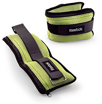 Reebok Adjustable Ankle Weight (5lbs)