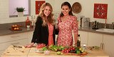 Haylie Duff's Watermelon, Radish, and Avocado Tacos