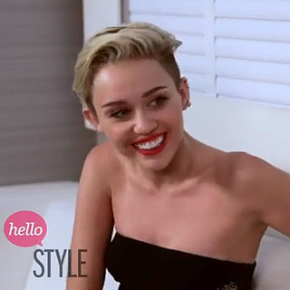 Miley Cyrus Harper's Bazaar Interview 2013 | Video