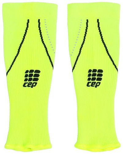 CEP - Progressive+ Night Calf Sleeves (Neon Green) - Accessories