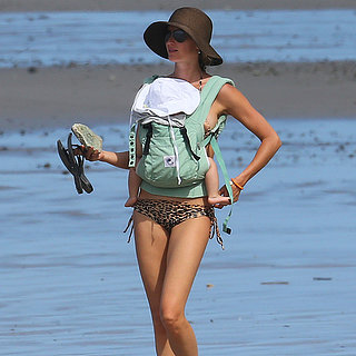 Gisele Bundchen Wearing a Bikini in Costa Rica | Pictures