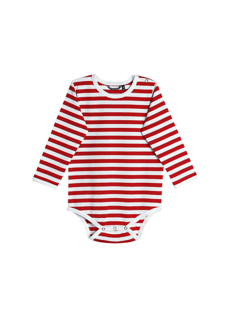 Vinde striped onesie ($60)