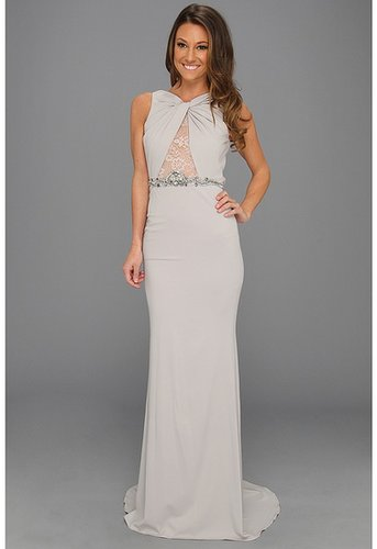 Badgley Mischka - EG1048 (Silver) - Apparel
