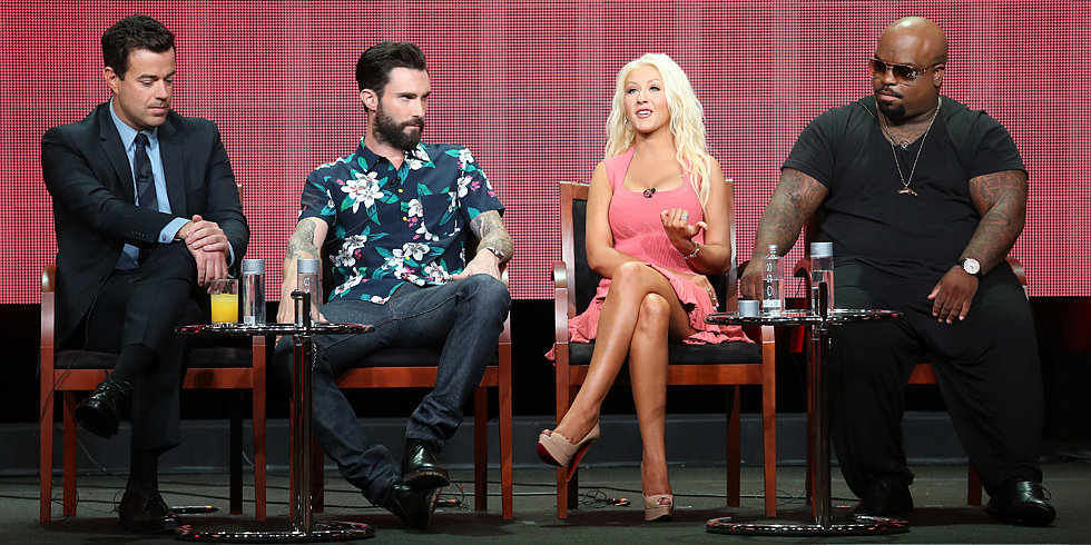 "Christina Aguilera on Returning to The Voice: ""I'm Coming Back to the Blake Shelton Show"""