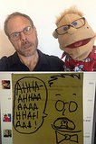 Alton Brown's Post-It Tweets Make Us LOL