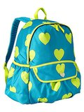 Heart-Print Backpacks
