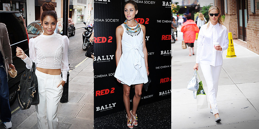 How to Wear All White For Everything From Work to a Night Out!