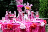 A Royal Affair on a Budget: Pink Princess Birthday Party