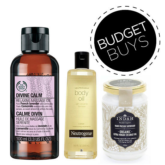 Budget Buys: Best Body Oils Under $20