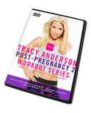 Tracy Anderson's Post-Pregnancy 2 Workout DVD